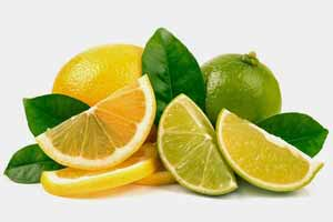 Limón y naranja para eliminar garrapatas