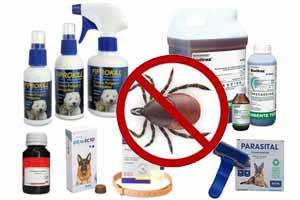 Insecticida para garrapatas